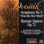 Dvork: Symphony No. 9, From the New World / Slavonic Dances Nos. 9, 10, 15 and 16