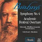 Brahms: Symphony No. 4 / Academic Festival Overture
