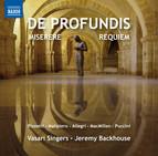 De profundis, Miserere & Requiem