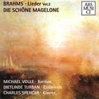 Brahms: Lieder, Vol. 2