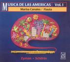 Zyman, S.: Flute Concerto / Flute Sonata / Schifrin, L.: 3 Tangos (Music of the Americas Vol. 1)