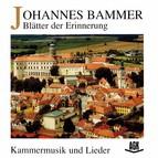 Bammer: Blätter der Erinnerung