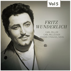 Fritz Wunderlich, Vol. 5 (1957-1960)