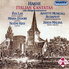 Hasse: Italian Cantatas With Obbligato Instruments