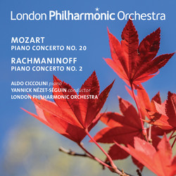 Mozart: Piano Concerto No. 20 - Rachmaninoff: Piano Concerto No. 2 (Live)