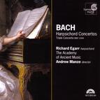 Bach: Harpsichord Concertos - Triple Concerto
