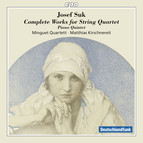 Suk: Complete Works for String Quartet