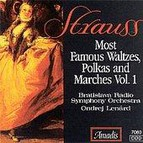 Strauss I & II: Most Famous Waltzes, Polkas and Marches, Vol. 1