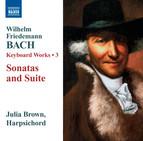 W.F. Bach: Keyboard Sonatas