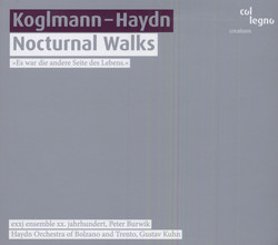 Haydn, J.: Symphony No. 27 (Kuhn) / Koglmann, F.: Nocturnal Walks