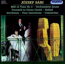 Sari:  Mill of Time (The)  / Verfremdete Zitate / Farewell To Glenn Gould / Attributes