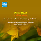 Blavet, M.: Jaloux Corrige (Le) (Vessieres, Monteil, Prudhon, Paillard) (1955)