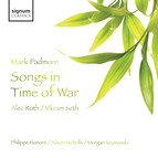 Roth: Songs in Time of War