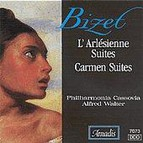 Bizet: Carmen Suites Nos. 1-2 / LArlesienne Suites Nos. 1-2