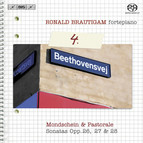 Beethoven - Complete works for solo piano, Vol.4