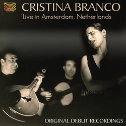 Cristina Branco Live in Amsterdam, Netherlands
