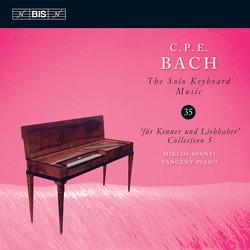 C.P.E. Bach – Solo Keyboard Music, Vol.35