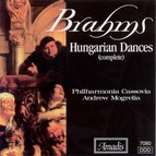 21 Hungarian Dances