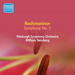 Rachmaninov, S.: Symphony No. 2 (Steinberg) (1954)