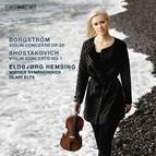 Borgström and Shostakovich – Violin Concertos
