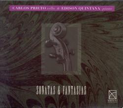 Cello Recital: Prieto, Carlos Miguel - Gerhard, R. / Ginastera, A. / Zyman, S. / Cassado, G. / Rodrigo, J. / Piazzolla, A.