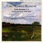 Reinecke: Cello Sonatas Nos. 1-3