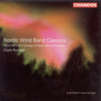Tveitt / Rautavaara / Sallinen / Alfven / Nielsen / Schmidt: Works for Wind Orchestra