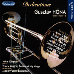 Jereb: Monography / Szekely: Rhapsody / Farkas, F.: Bucinata / Kocsar: Rhapsody / Victor: Viatrone