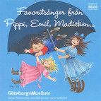 Favorite Songs From Pippi, Emil, Madicken - Lyrics by Astrid Lindgren