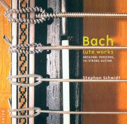 Bach, J.S.: Lute Music - Bwv 995, 996, 997, 998, 999, 1000, 1006A