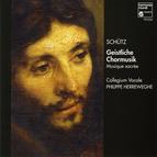 Schütz: Geistliche Chormusik