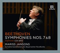Beethoven: Symphonies Nos. 7 & 8 - Widmann: Con brio