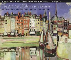 Berlioz / Tchaikovsky / Britten / Bruckner / Reger / Mozart / Stravinsky / Bartok: Orchestral Works (Beinum) (1943, 1946-1948)