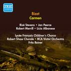 Bizet, G.: Carmen (Stevens, Peerce, Merrill, Reiner) (1951)