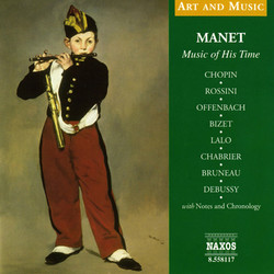Art & Music: Manet - Music of His Time