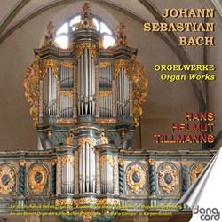 Bach: Organ Works, Vol. 15