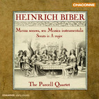 Biber: Mensa Sonora / Violin Sonata in A Major