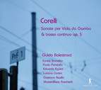 Corelli: Sonate per Viola da Gamba & basso continuo, Op. 5