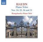 Haydn: Piano Trios, Vol. 1