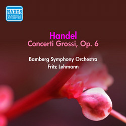 Handel: Concerti Grossi, Op. 6 (1952)