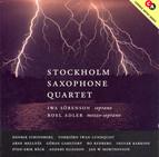 Stockholm Saxophone Quartet