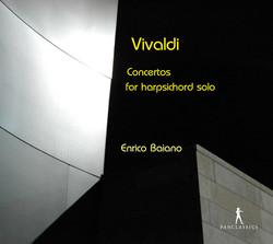 Vivaldi: Concertos for harpsichord solo (Ann Dawson's book)