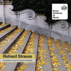 Strauss, R.: Complete Music for Brass Ensemble