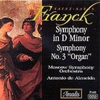 Franck: Symphony in D minor/Saint-Saëns: Symphony No.3, Organ.