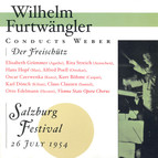 Weber, C.: Freischutz (Der) (Furtwangler) (1954)