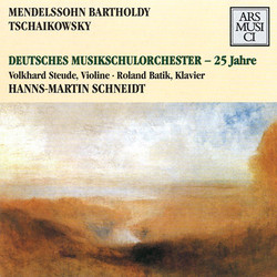 Mendelssohn: Concerto for Violin and Piano in D minor - Tchaikovsky: Souvenir de Florence