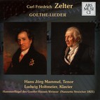 Zelter: Goethe-Lieder, Vol. 1