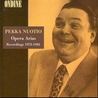 Pekka Nuotio — Opera Arias (Recorded 1973-1981)