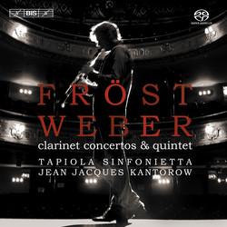 Weber - Clarinet Concertos