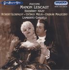 Puccini: Manon Lescaut (Sung in Hungarian)